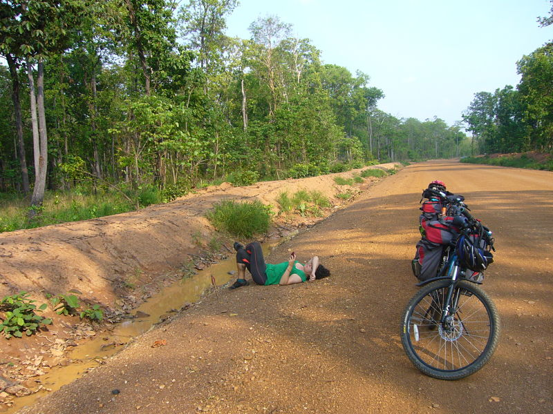 artwatereness mondulkiri to ratanakiri exhausted