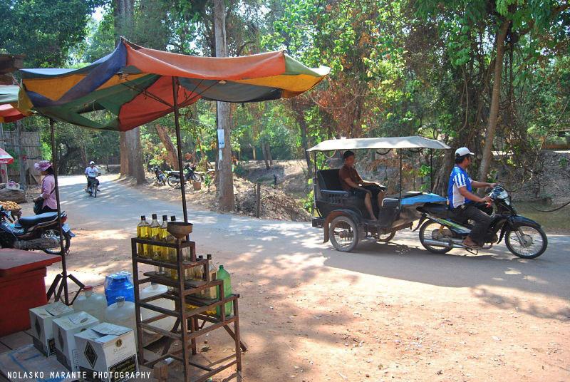 THE OTHER SIDE OF SIEM REAP