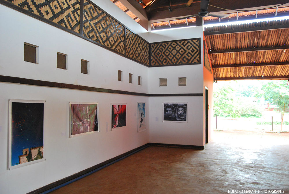 OPENING AT THE CULTURAL CENTRE