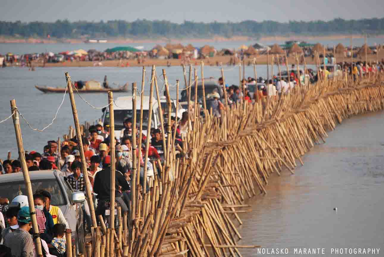 THE BAMBOO BRIDGE